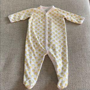 Roberta Roller Rabbit elephant footie pajamas